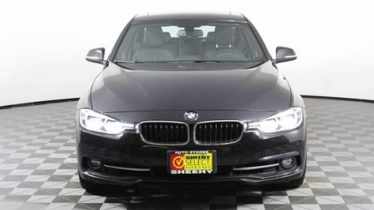 2017 BMW 3 Series WBA8E1C32HA156625