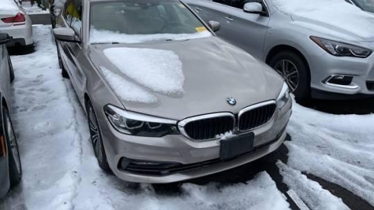 2018 BMW 5 Series WBAJB1C51JB084344