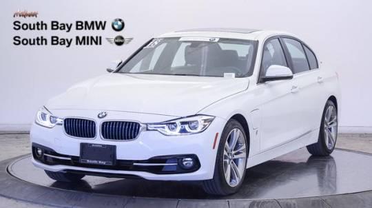 2018 BMW 3 Series WBA8E1C53JA177877