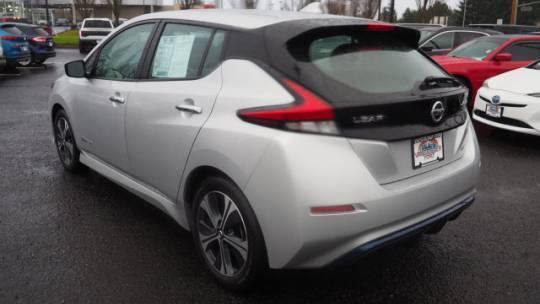 2018 Nissan LEAF 1N4AZ1CP4JC308237