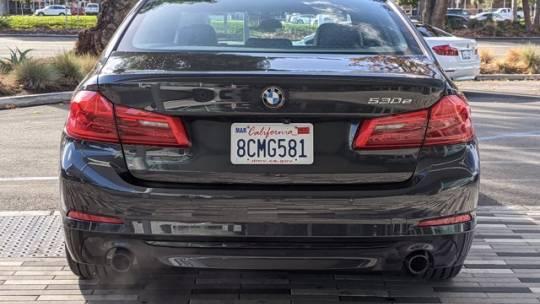 2018 BMW 5 Series WBAJB1C59JB084947