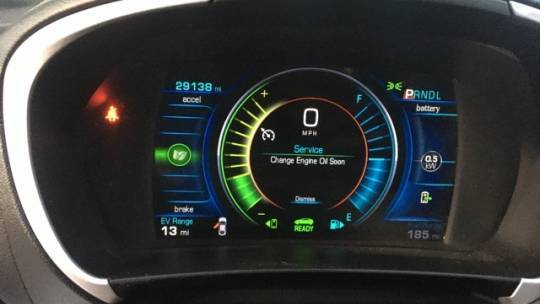 2017 Chevrolet VOLT 1G1RC6S51HU177390