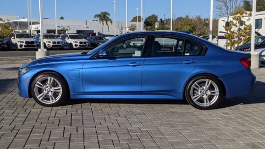 2017 BMW 3 Series WBA8E1C39HA156864