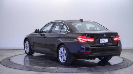 2018 BMW 3 Series WBA8E1C54JA758756