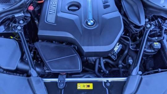 2018 BMW 5 Series WBAJA9C52JB033274