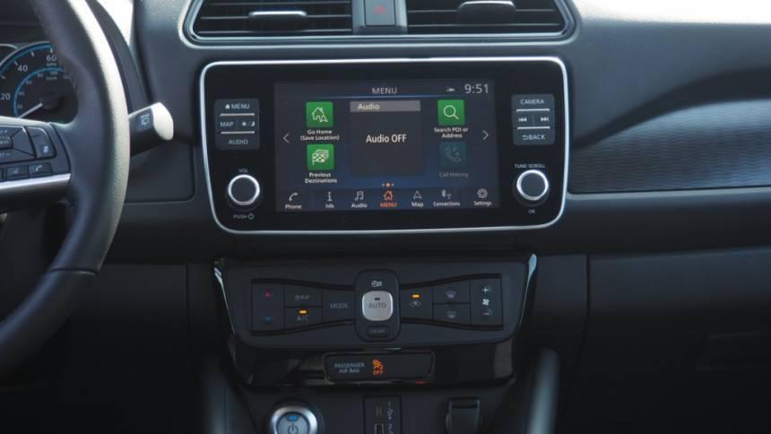 2020 Nissan LEAF 1N4AZ1CP3LC306451
