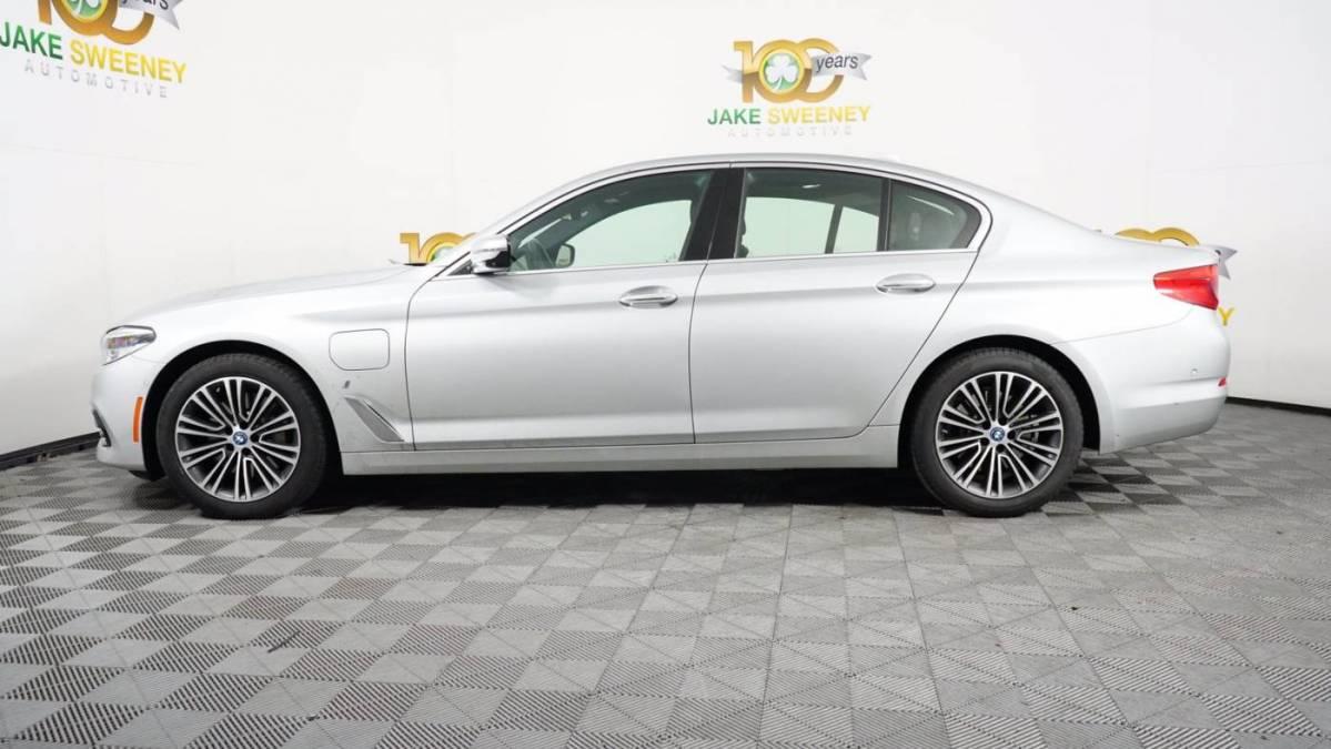 2018 BMW 5 Series WBAJB1C51JB084649