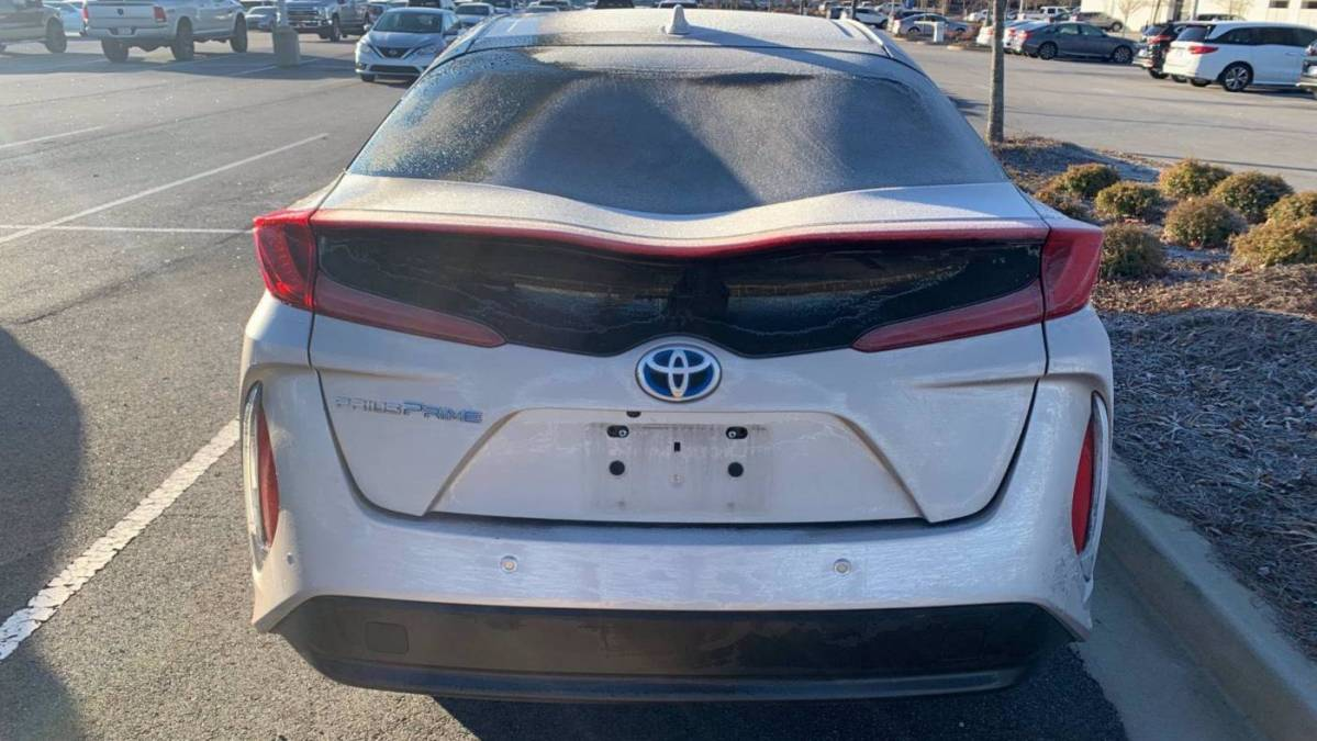 2019 Toyota Prius Prime JTDKARFP5K3111501
