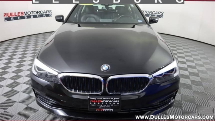 2019 BMW 5 Series WBAJB1C56KB376864