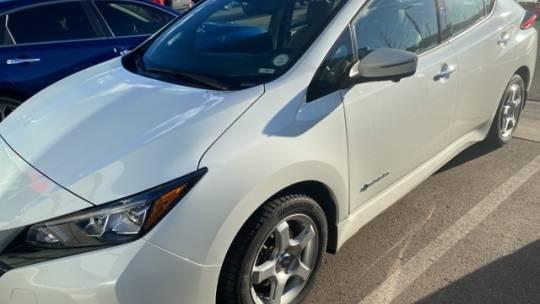 2019 Nissan LEAF 1N4AZ1CP4KC300253