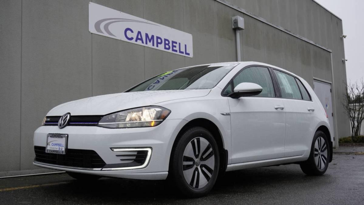 2019 Volkswagen e-Golf WVWKR7AU7KW908373