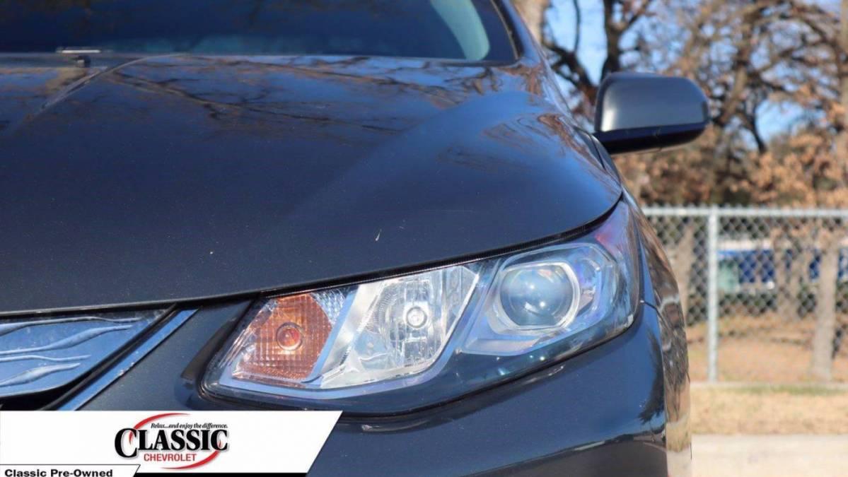 2016 Chevrolet VOLT 1G1RD6S51GU117945