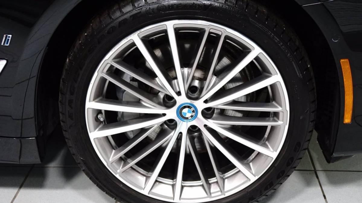 2018 BMW 5 Series WBAJB1C53JG623968