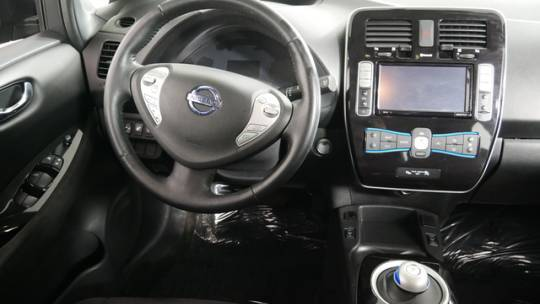 2013 Nissan LEAF 1N4AZ0CP9DC420868
