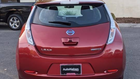 2014 Nissan LEAF 1N4AZ0CP6EC338999