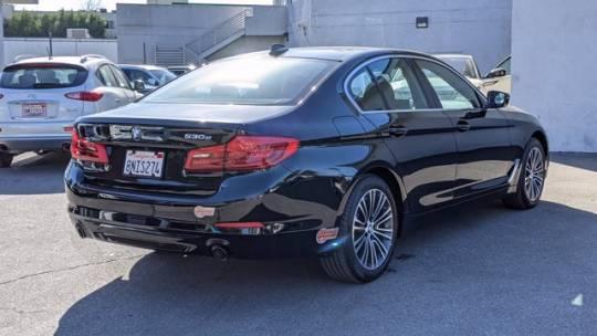 2020 BMW 5 Series WBAJA9C09LCD49291