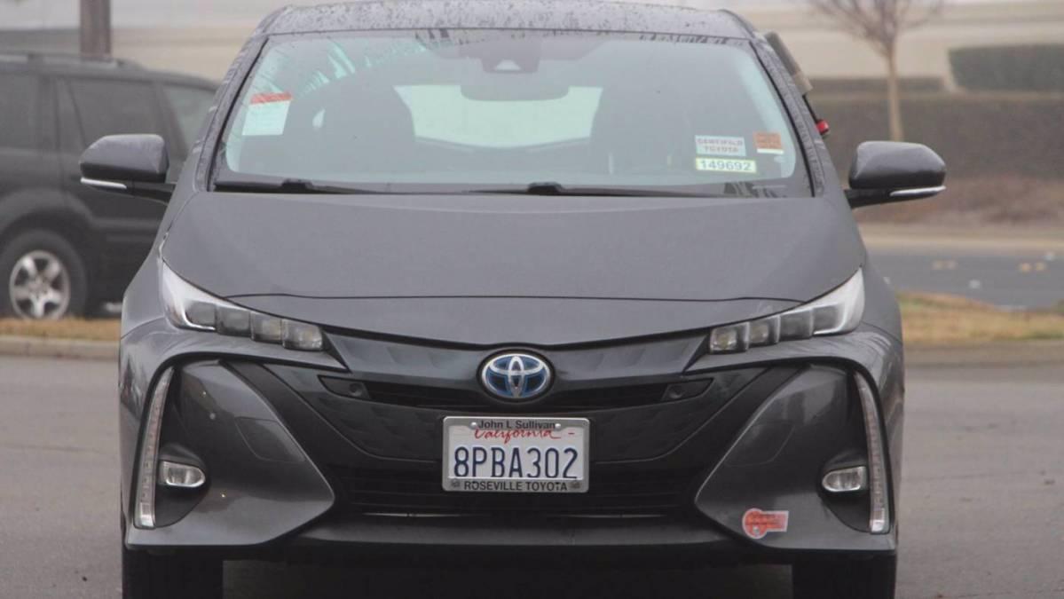 2020 Toyota Prius Prime JTDKARFP3L3130355