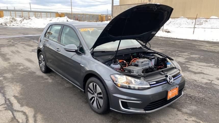 2017 Volkswagen e-Golf WVWKR7AU5HW953773