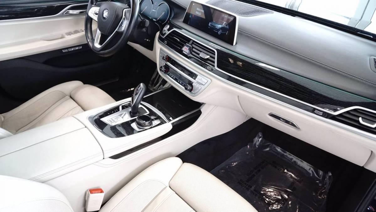 2018 BMW 7 Series WBA7J2C58JG497996