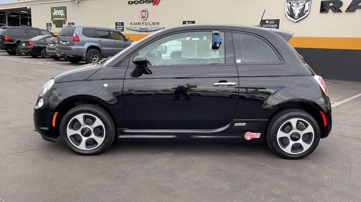 2017 Fiat 500e 3C3CFFGE8HT625071