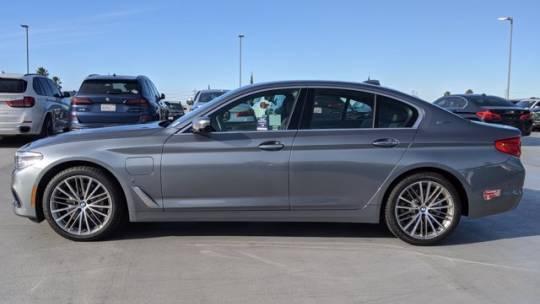 2018 BMW 5 Series WBAJA9C58JB033649