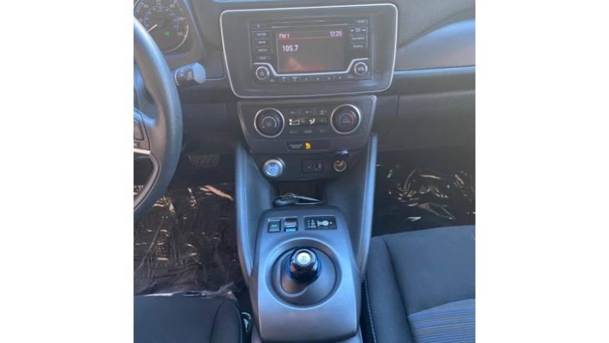 2018 Nissan LEAF 1N4AZ1CP6JC301029