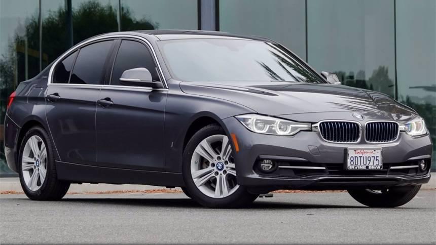 2018 BMW 3 Series WBA8E1C53JA756853