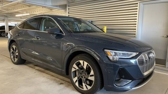 2021 Audi e-tron WA12AAGE9MB007112