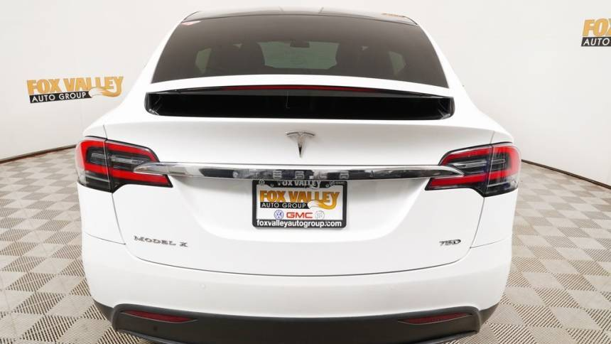 2017 Tesla Model X 5YJXCBE29HF049349