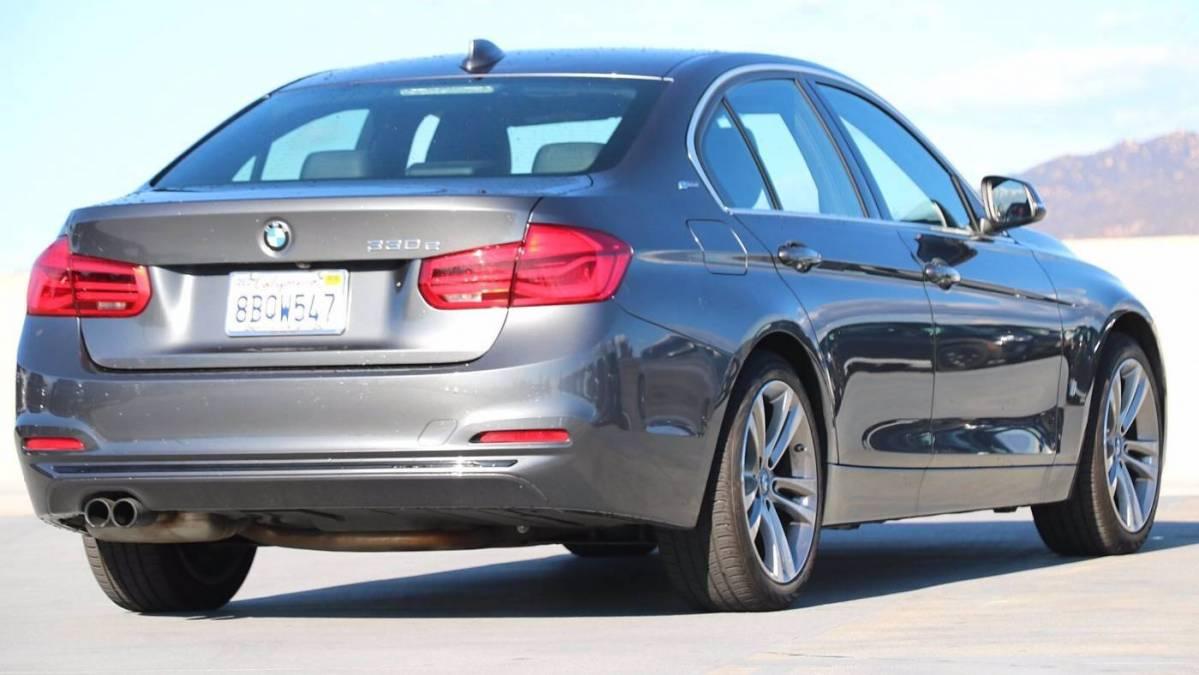 2018 BMW 3 Series WBA8E1C51JA171625