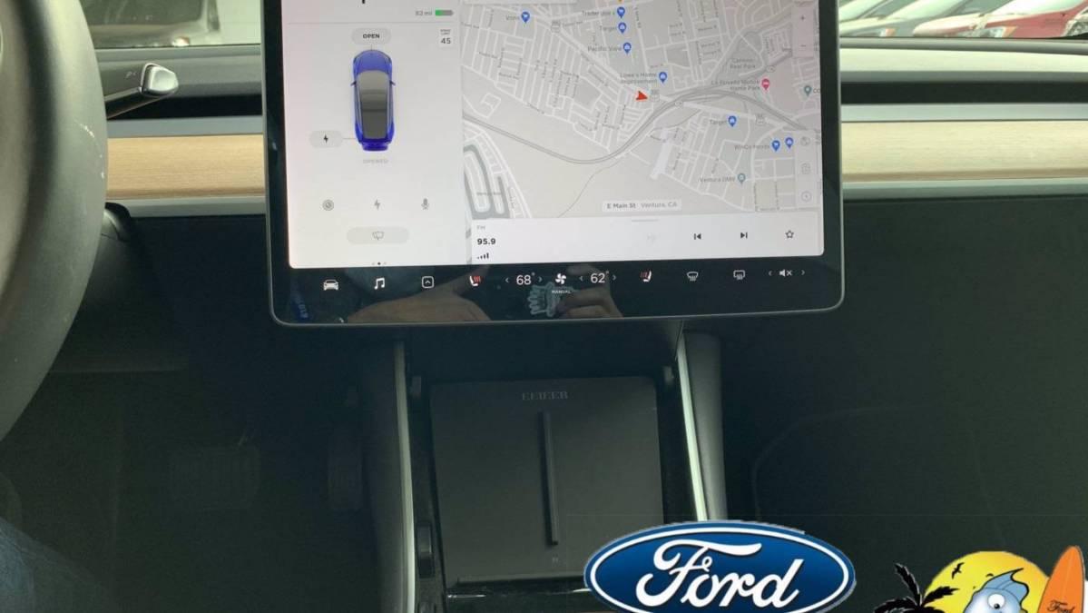 2018 Tesla Model 3 5YJ3E1EA5JF155099