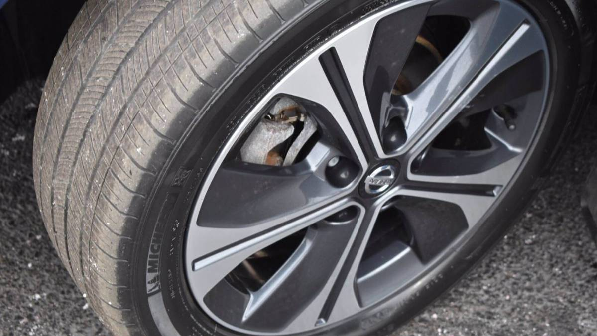 2018 Nissan LEAF 1N4AZ1CP5JC300549