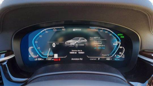 2020 BMW 5 Series WBAJB1C04LCD11871