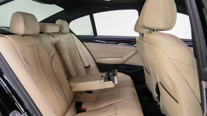 2018 BMW 5 Series WBAJB1C50JB083895