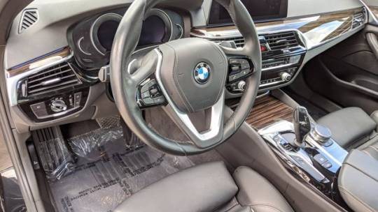 2018 BMW 5 Series WBAJA9C55JB034161