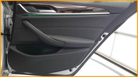 2019 BMW 5 Series WBAJA9C50KB392625