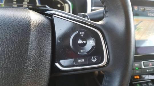 2018 Honda Clarity JHMZC5F34JC010378