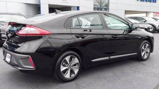 2019 Hyundai IONIQ KMHC75LH5KU045126