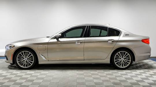 2018 BMW 5 Series WBAJA9C57JB034288