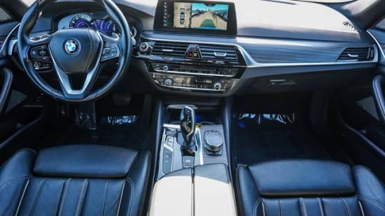 2018 BMW 5 Series WBAJA9C5XJG623192