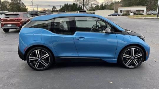 2017 BMW i3 WBY1Z8C32HV892022