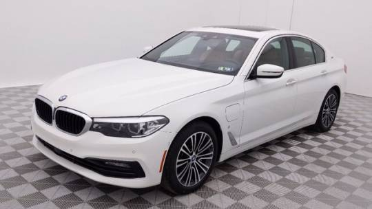 2018 BMW 5 Series WBAJB1C55JG624071
