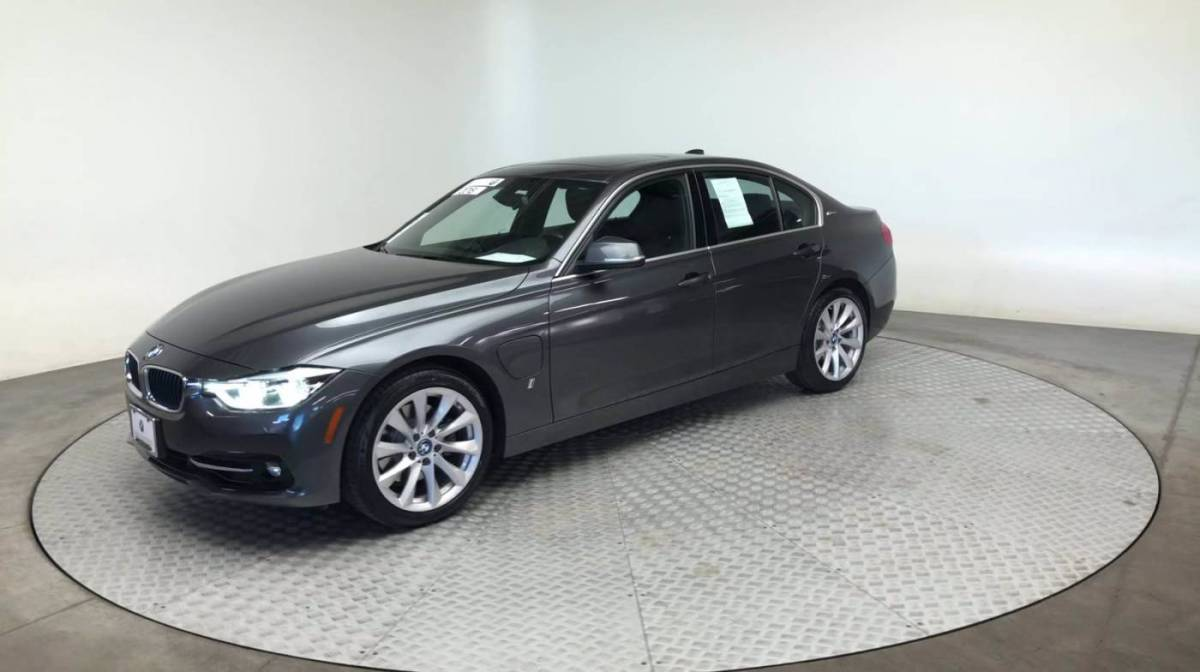 2018 BMW 3 Series WBA8E1C57JA762803