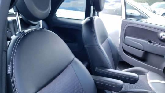 2017 Fiat 500e 3C3CFFGE5HT609250