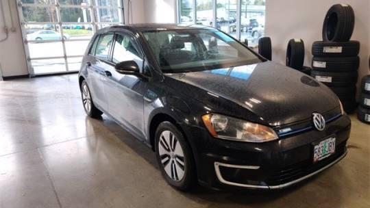 2016 Volkswagen e-Golf WVWKP7AU4GW905993