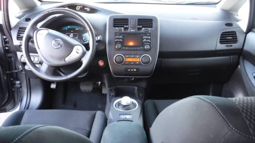 2015 Nissan LEAF 1N4AZ0CP3FC310420