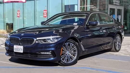 2018 BMW 5 Series WBAJA9C59JB034437