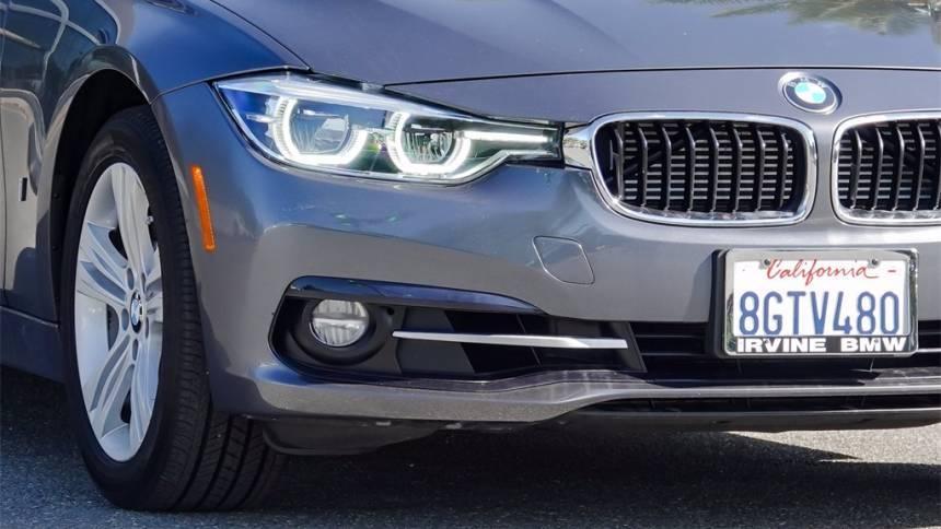 2018 BMW 3 Series WBA8E1C51JA758827