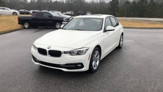 2017 BMW 3 Series WBA8E1C37HA158578
