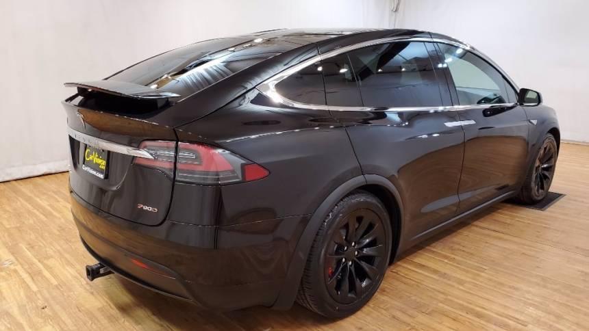 2016 Tesla Model X 5YJXCAE45GFS00374